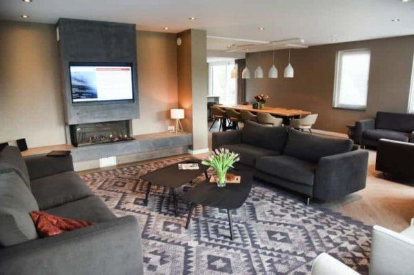 Villa 't hoogelandt - Nederland - Friesland - 10 Personen - woonkamer