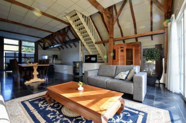 Vakantiehuis De Schoppe - Nederland - Gelderland - 4 personen - woonkamer