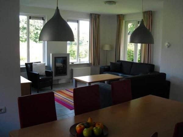 vakantiehuis DG145 Westerbork - Nederland - Drenthe - 6 personen - woonkamer