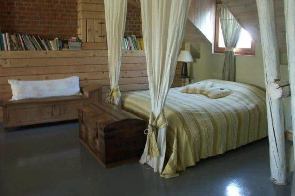 Vakantiehuis Maison de vacances - Frankrijk - Région Lorraine - 3 personen - bed