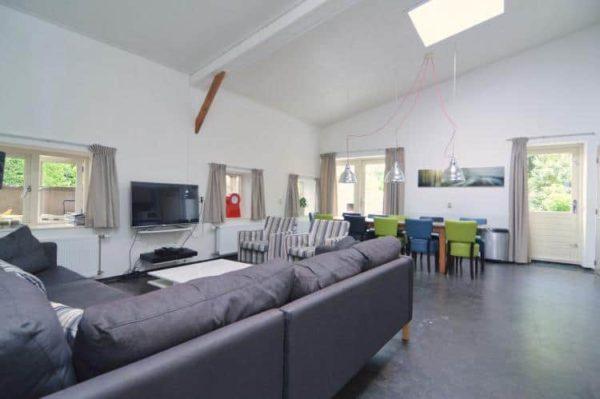 Vakantiehuis 't Grootenhuis - Nederland - Overijssel - 12 personen - woonkamer