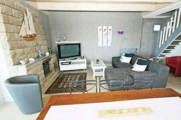 Villa Villa Perle - Frankrijk - bretagne - 8 personen - woonkamer