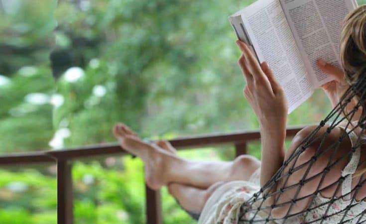 ontspannen tijdens de antistress vakantie