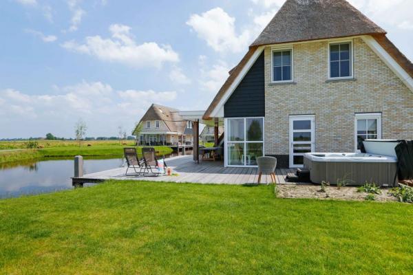 Villa FR039 - Nederland - Friesland - 8 personen afbeelding