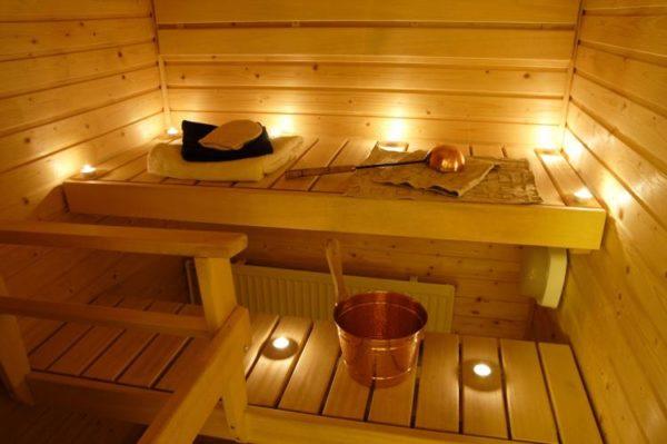 Domaine Golden Lakes Village 6 - België - Ardennen - 6 personen sauna