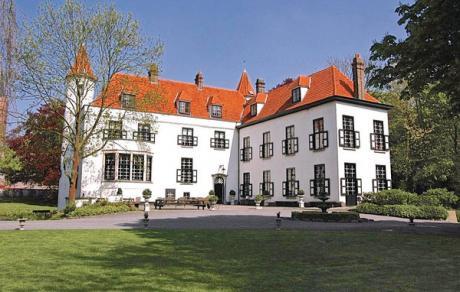 Kasteel Ter Leyen - België - Oost-Vlaanderen - 24 personen