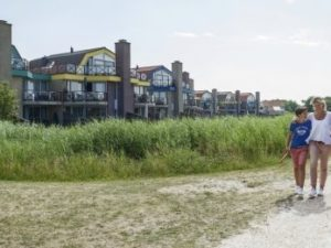 Landal Beach Resort Ooghduyne | 6-pers.villa - luxe | type 6L1 | Julianadorp aan Zee