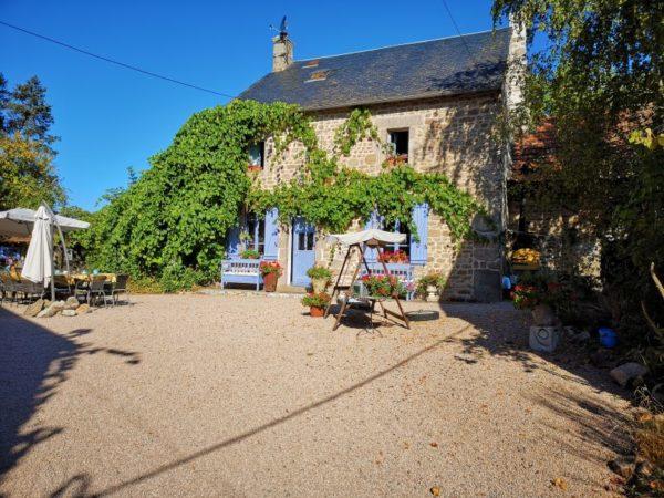 Natuurhuisje in Toulx st. croix 34165 - Frankrijk - Limousin - 6 personen
