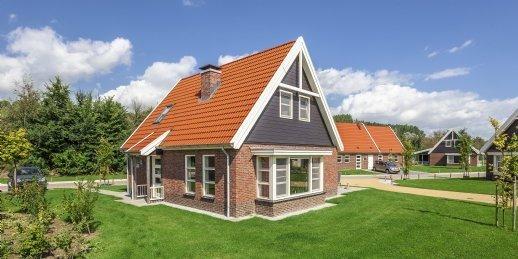 Landal Waterparc Veluwemeer | 4-persoonsvilla - luxe | Type 4BL2 | Biddinghuizen
