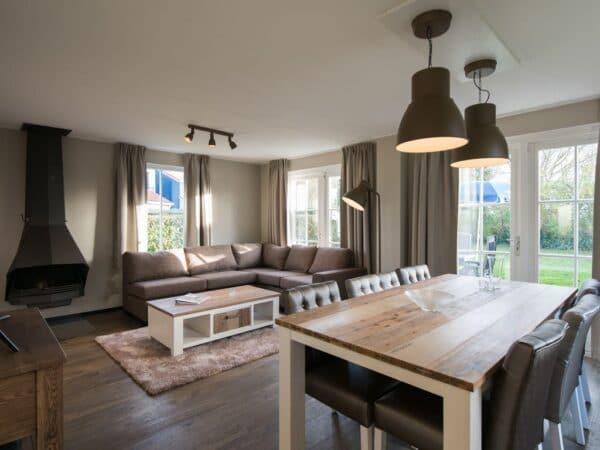 Landal Villapark Livingstone 6EL - Nederland - Zeeland - 6 personen - woonkamer
