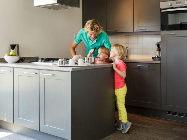 Landal Sluftervallei 6EL Texel - Nederland - Waddeneilanden - 6 personen - luxe keuken