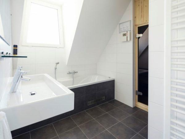 Landal Sluftervallei 6EL Texel - Nederland - Waddeneilanden - 6 personen - sauna in badkamer
