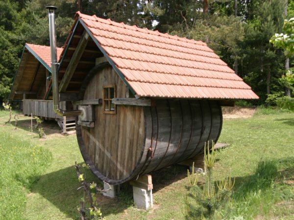 Natuurhuisje in Feistritz 15524 - Oostenrijk - Karinthië - 5 personen - barrelsauna