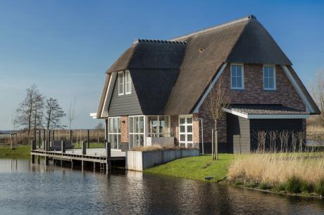 Friese Meren Villa's 10 - Nederland - Friesland - 10 personen
