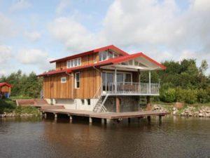 Waterpark Zwartkruis 2 - Nederland - Friesland - 12 personen