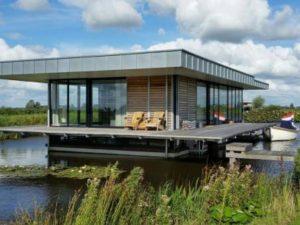 Watervilla de Blauwe Reiger - Nederland - Friesland - 6 personen