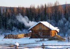 vakantiehuis met sauna Oostenrijk