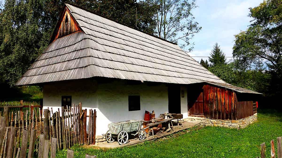 vakantiehuisje met sauna in Hongarije