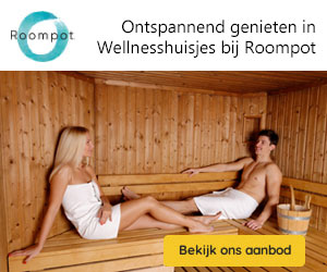 roompot wellness banner